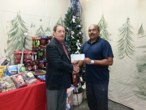 December_2012_FT_Lee_Annual_Holiday_Helper_Association_Toy_Drive_Ft_Lee_VA_Image