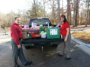 December_2012_FT_Lee_Annual_Holiday_Helper_Association_Toy_Drive_Ft_Lee_VA_Image2