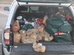 October_2012_Ft-Carson-Holiday-Food-Drive_Ft-Carson_CO_Image