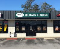 Exterior of Omni Military Loans, Military Lender in Jacksonville, NC