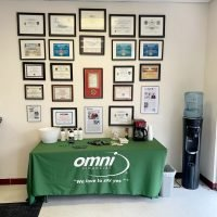 Interior of Omni Military Loans, Military Lender in El Paso, TX