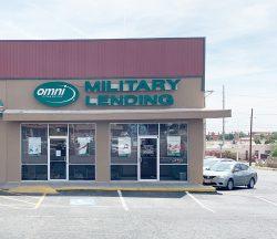 EL Paso, TX Storefront