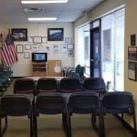 Reception area of Omni Military Loans, Military Lender in Colorado Springs, CO