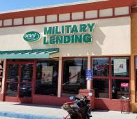 Exterior of Omni Military Loans, Military Lender in San Diego, CA