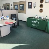 Interior of Omni Military Loans, Military Lender in Evans Mills, NY