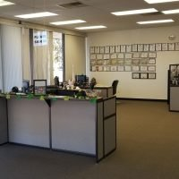 Reception area of Omni Military Loans, Military Lender in Hinesville, GA