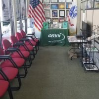Interior of Omni office in Killeen, TX