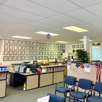 Reception area of Omni Military Loans, Military Lender in Norfolk, VA