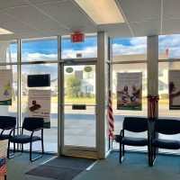 Entrance of Omni Military Loans, Military Lender in Norfolk, VA