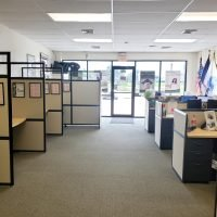 Interior of Omni Office in Junction City, KS