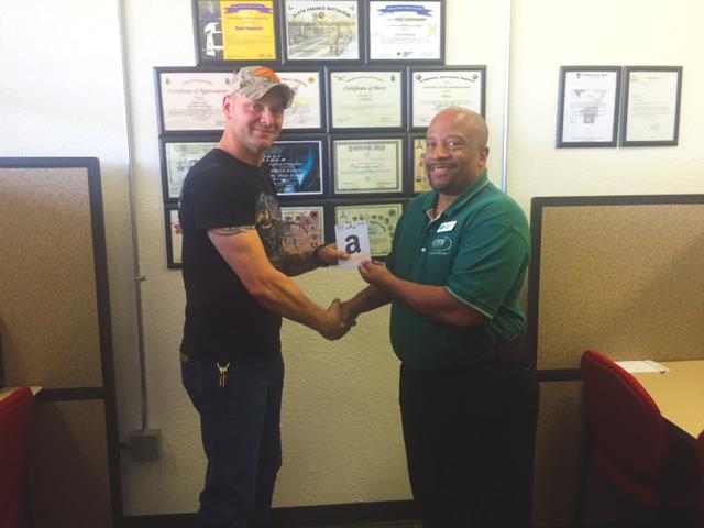 Omni Military Loans Survey Winner Killeen January 2016