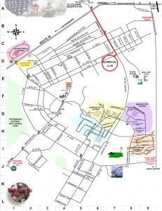 November_2014_MilitaryFamilyRockstarNight_Petersburg_VA_Fort-Lee-Map---REGIMENTAL-1