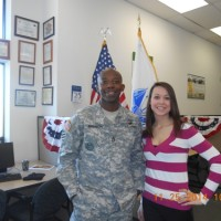 SFC Timothy Brirson & Rachael Tackett