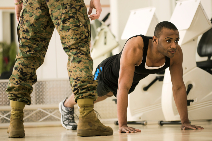 Getting in Shape: Military Fitness Workouts & Routines