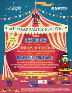 2015 Military Family Festival