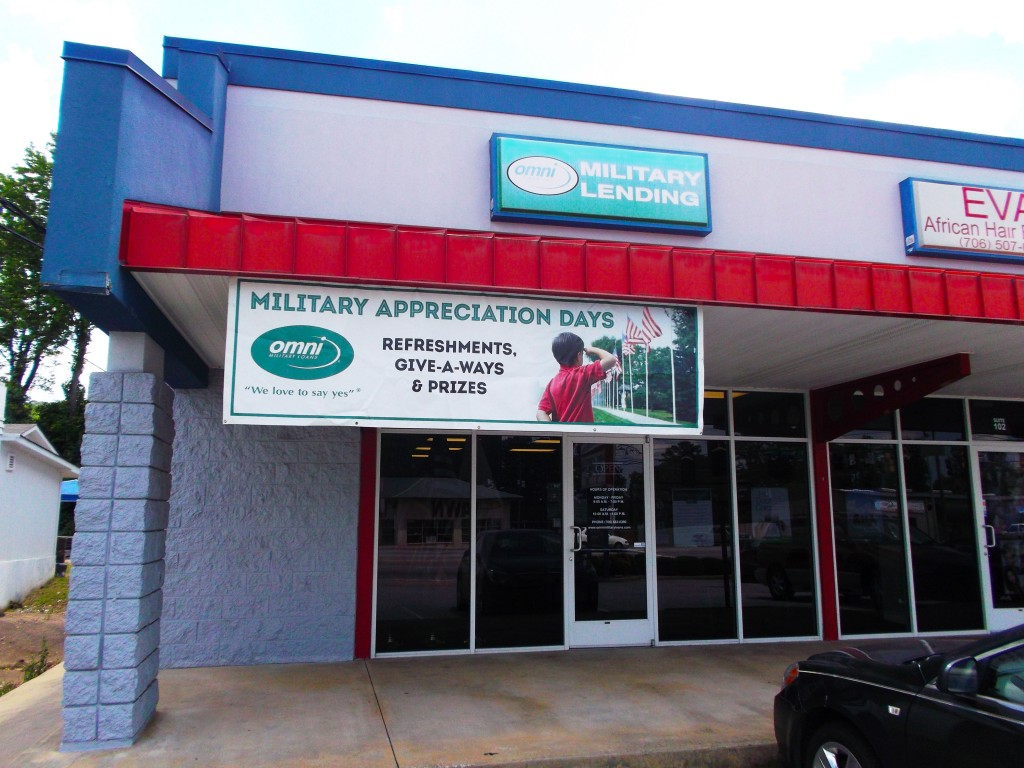 Omni Military Appreciation Days Columbus Georgia Office