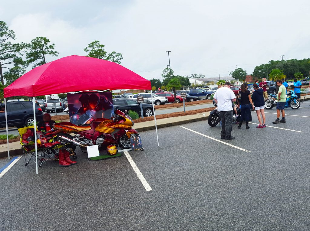 Fort Stewart Car Truck and Bike Show August 2015