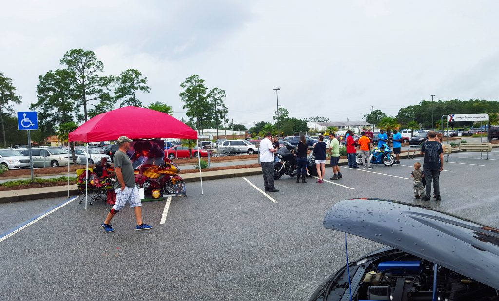 Fort Stewart Car Truck and Bike Show August 2015 1