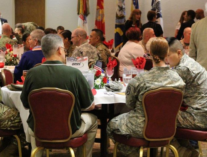 Armed Forces Day Luncheon