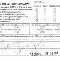 Omni Military Loans in Hinesville, GA