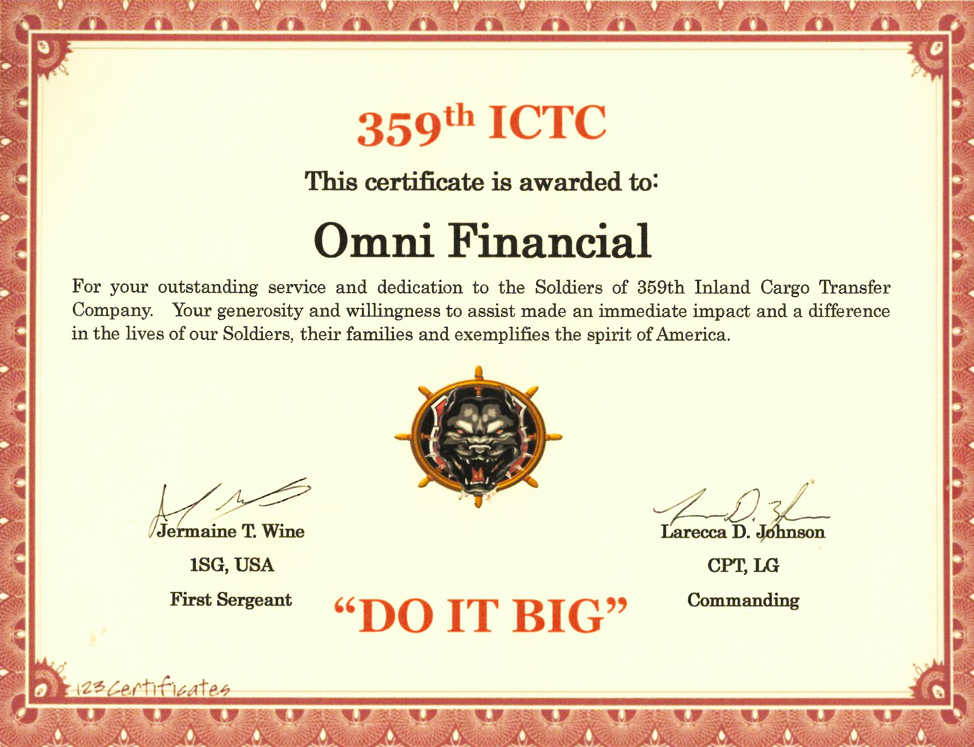 Accolades Archive Page 7 Of 16 Omni Financial
