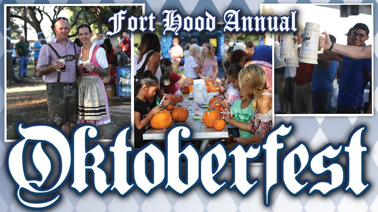 Fort Hood Oktoberfest 2019