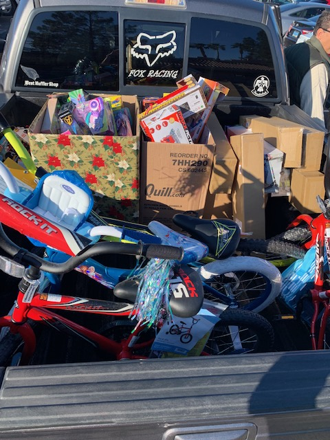 Las Vegas - Chet Buchanan Toy Drive