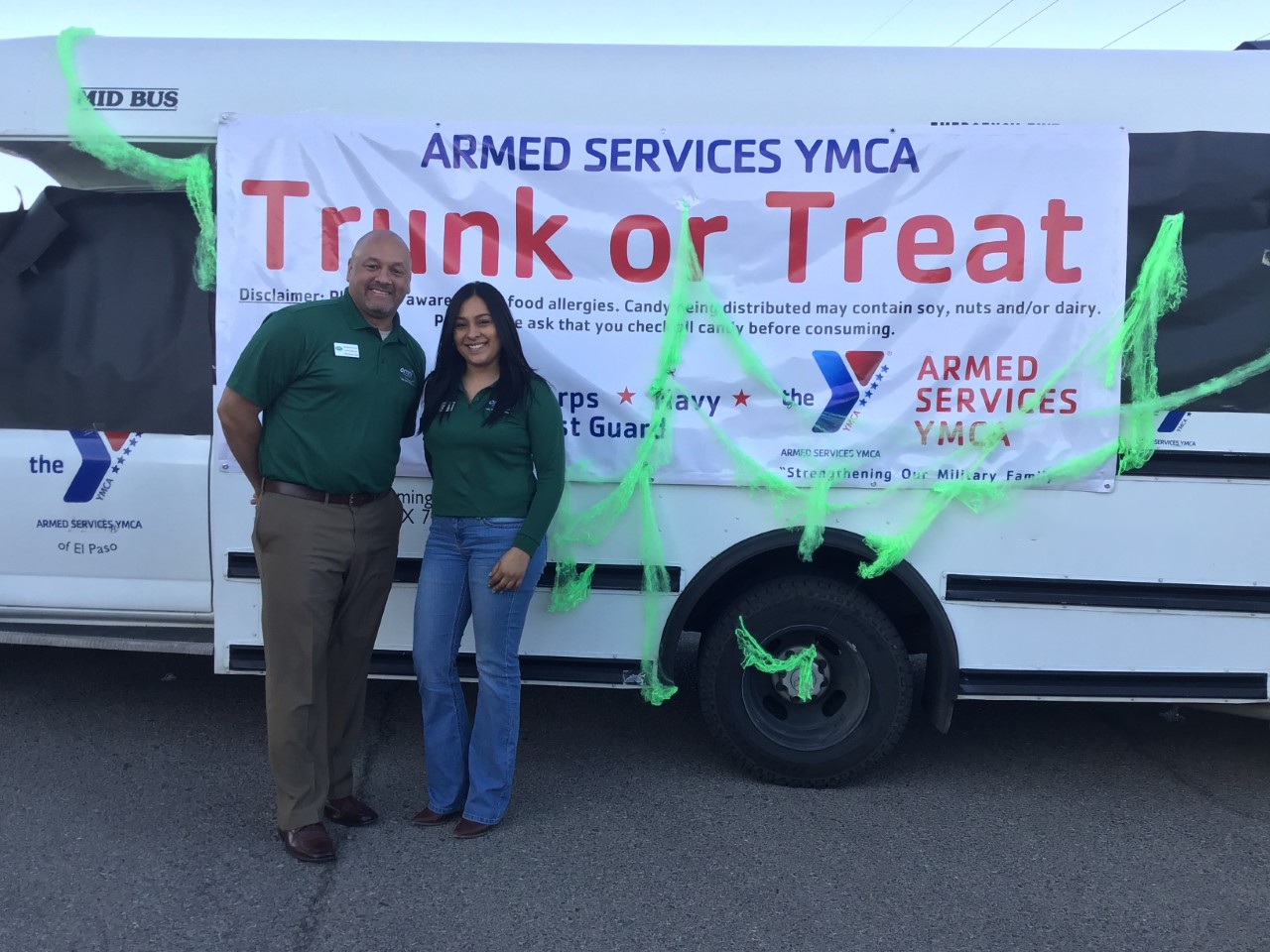 Trunk or Treat Event GM & CCS