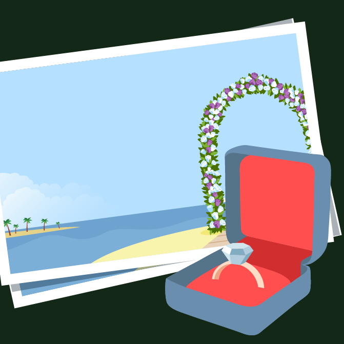 5 Tips to Make Your Small Wedding Picture Perfect