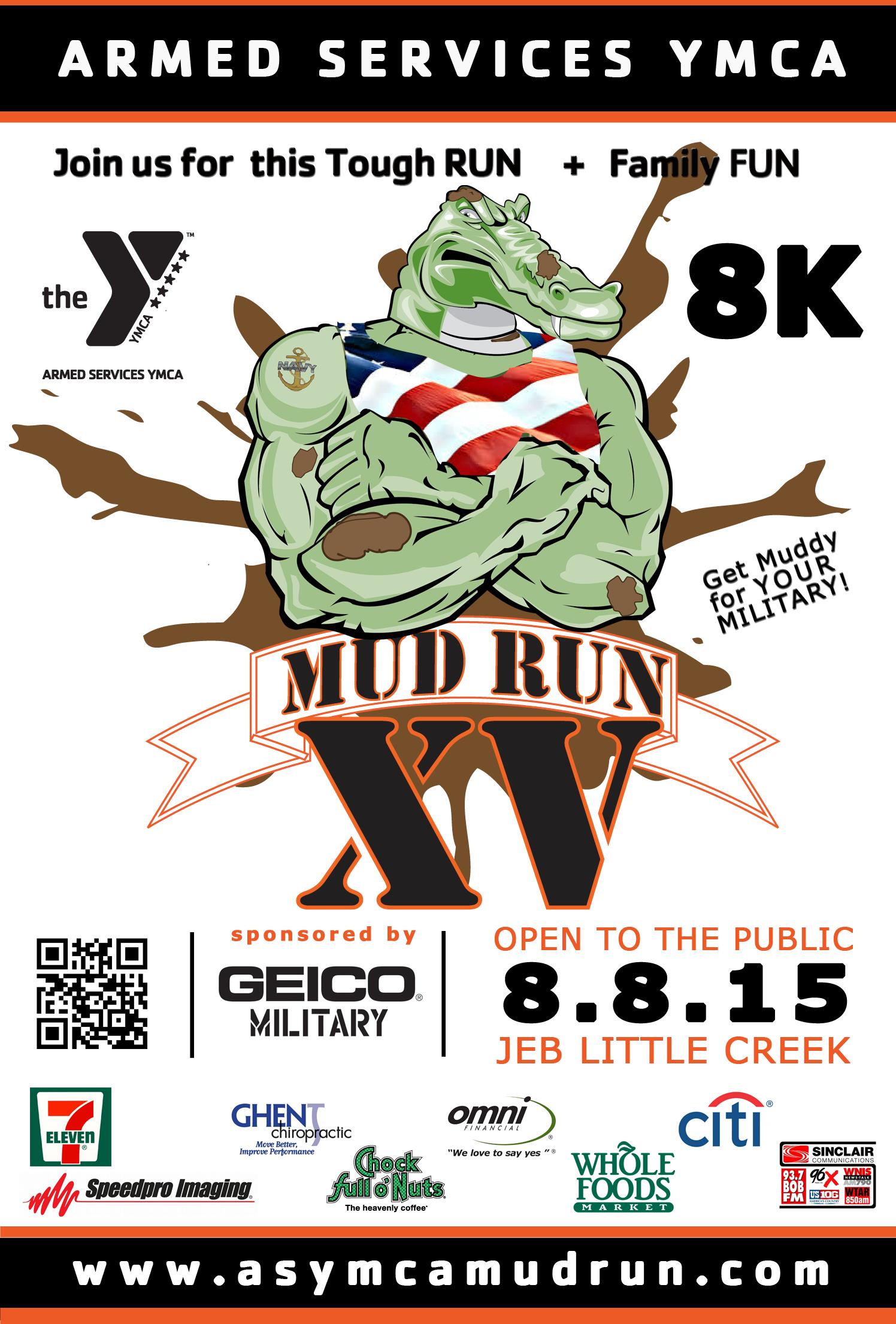 15th Annual ASYMCA Mud Run