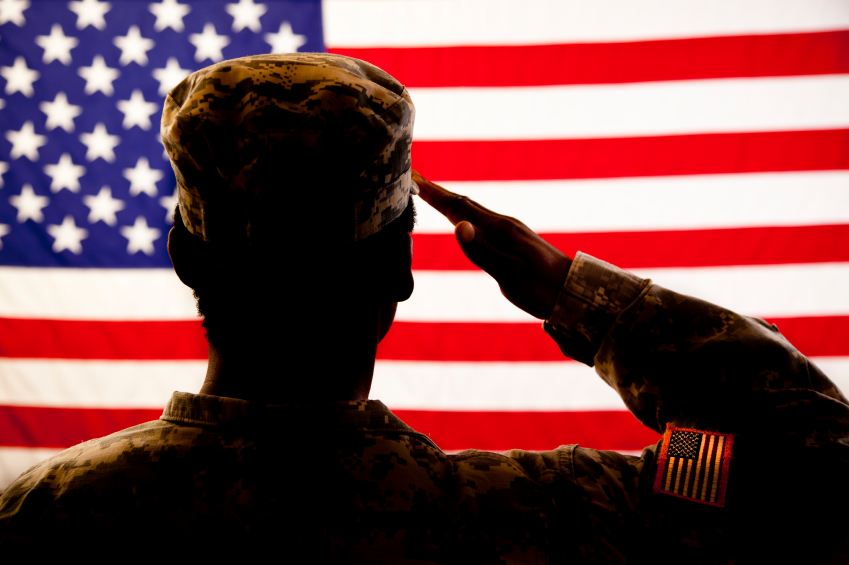 Military Voters: Request Your Absentee Ballot!