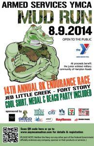 ASYMCA Mud Run - Aug 2014