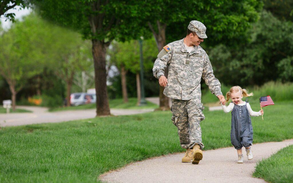3 perfect ways to celebrate military children