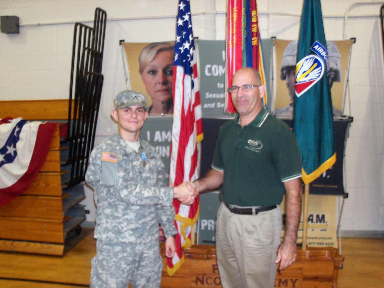 Warrior Leader Course Graduations