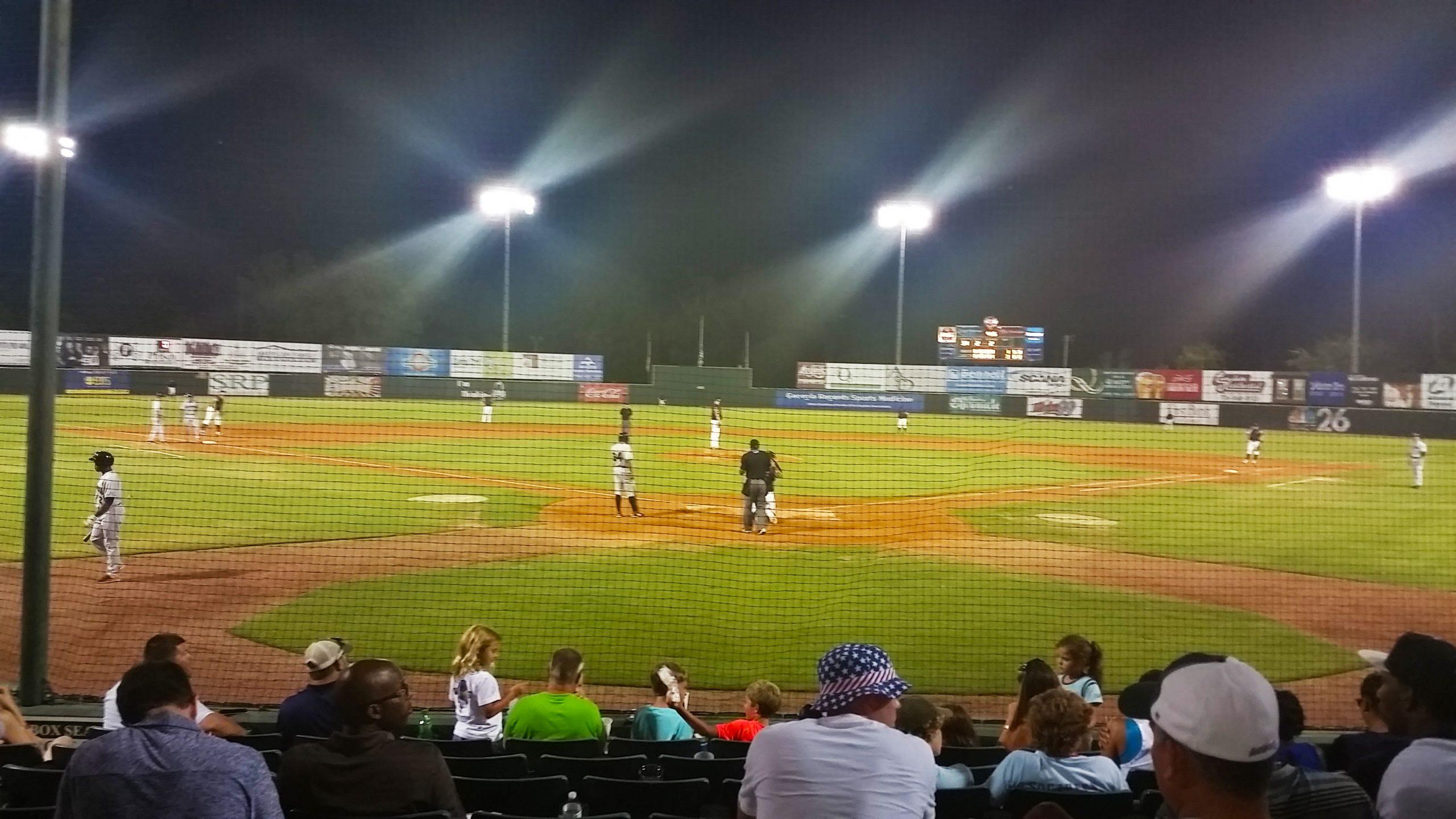 Baseball Game 2015