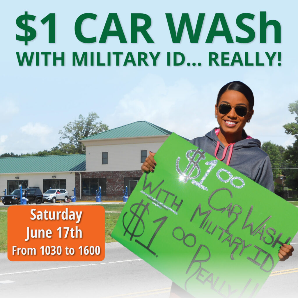 Omni Clarksville, TN $1 Car Wash 2017