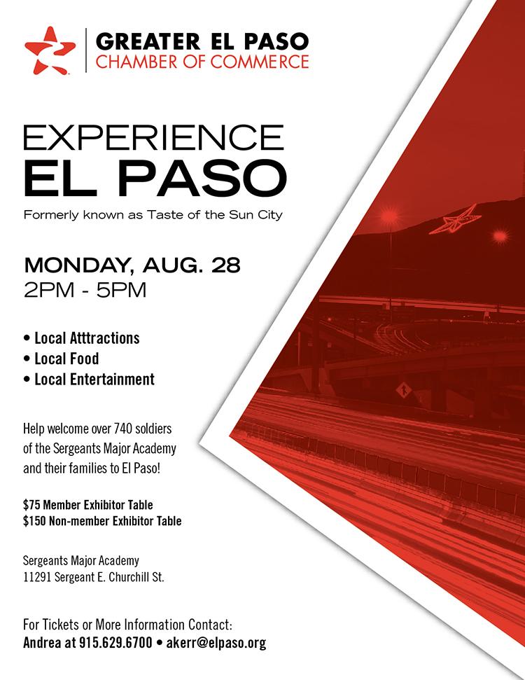 Experience El Paso
