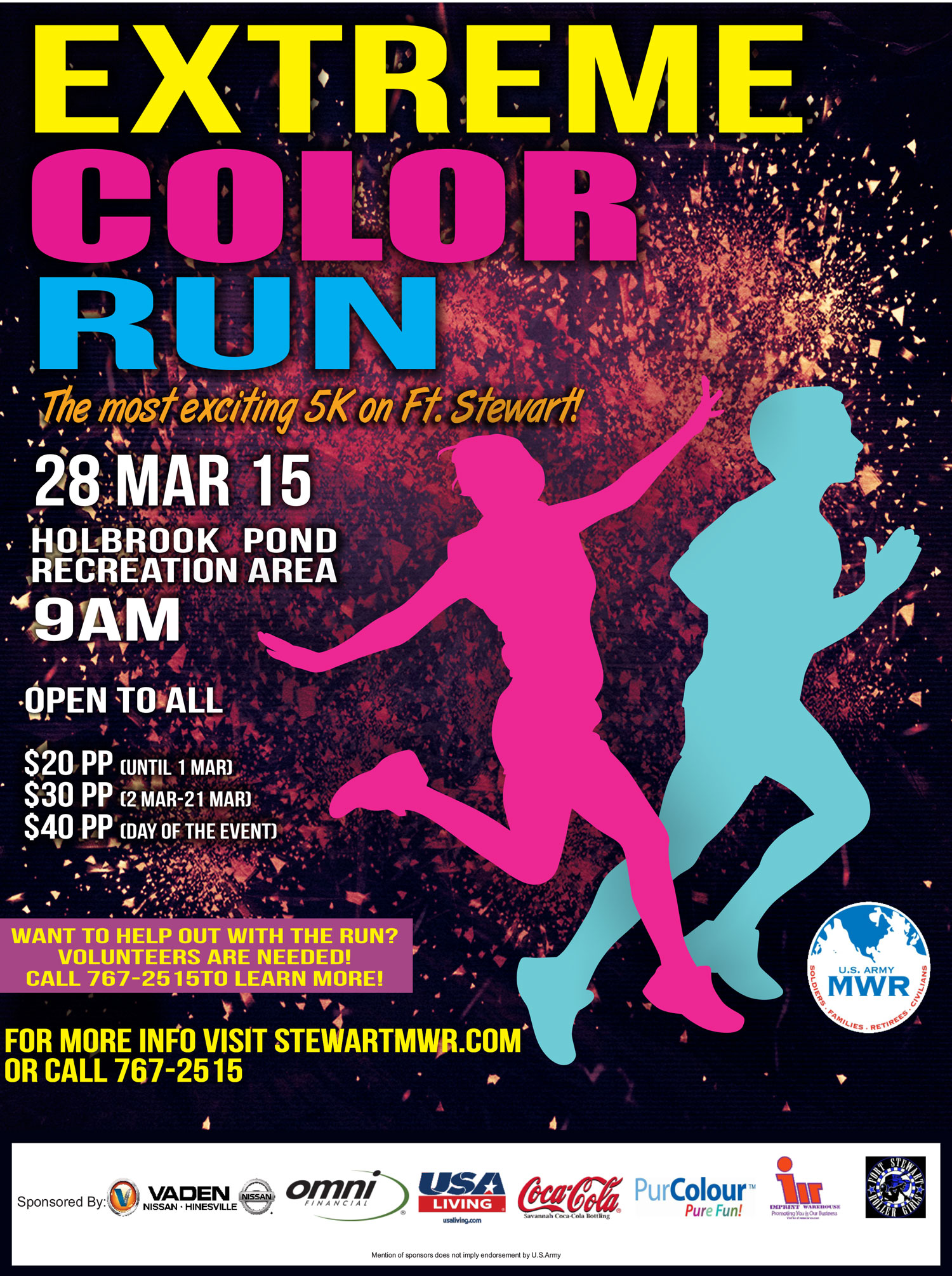 Extreme Color Run