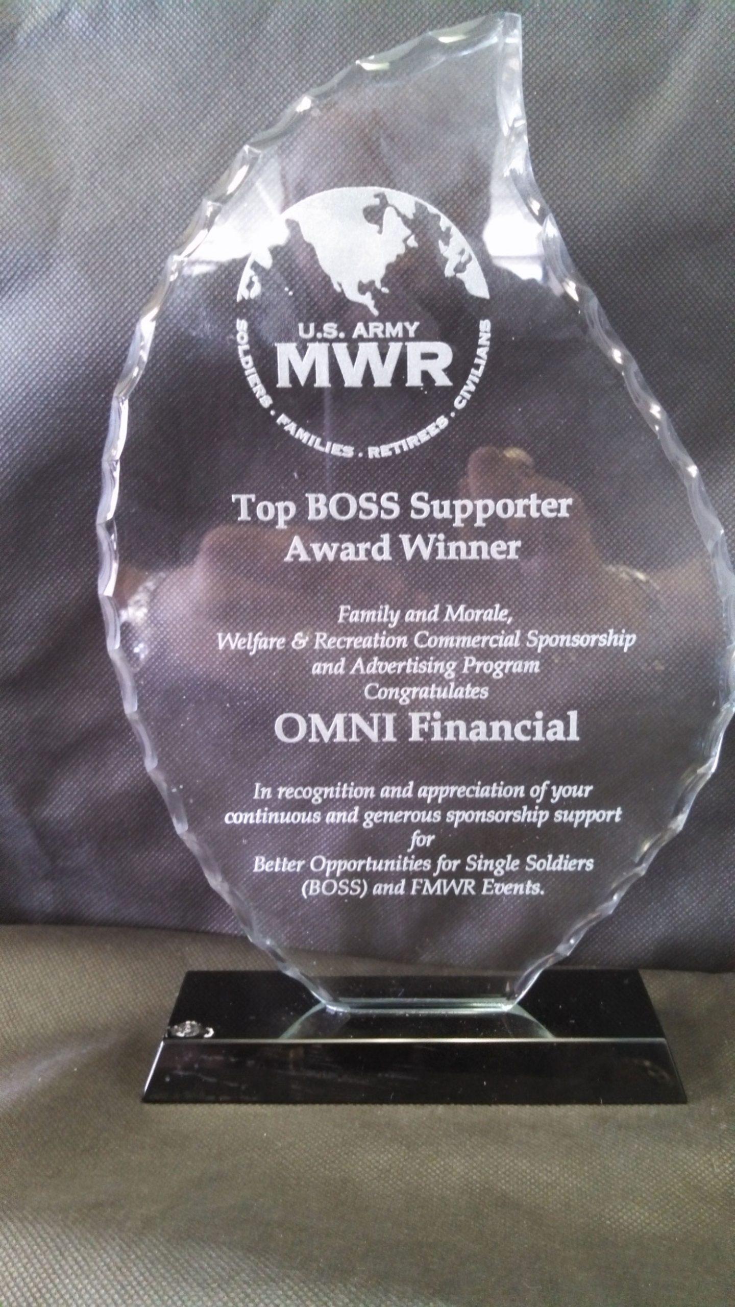 FMWR Sponsorship Emmy Awards
