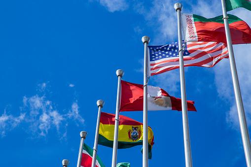 Flag Display Order Precedence