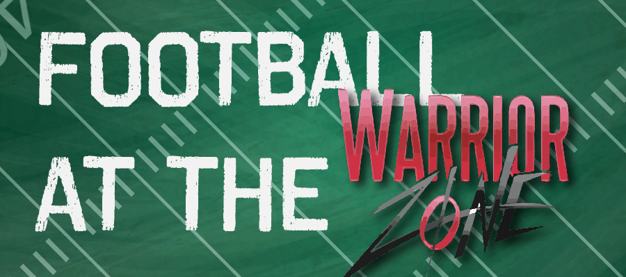 Football at the Warrior Zone