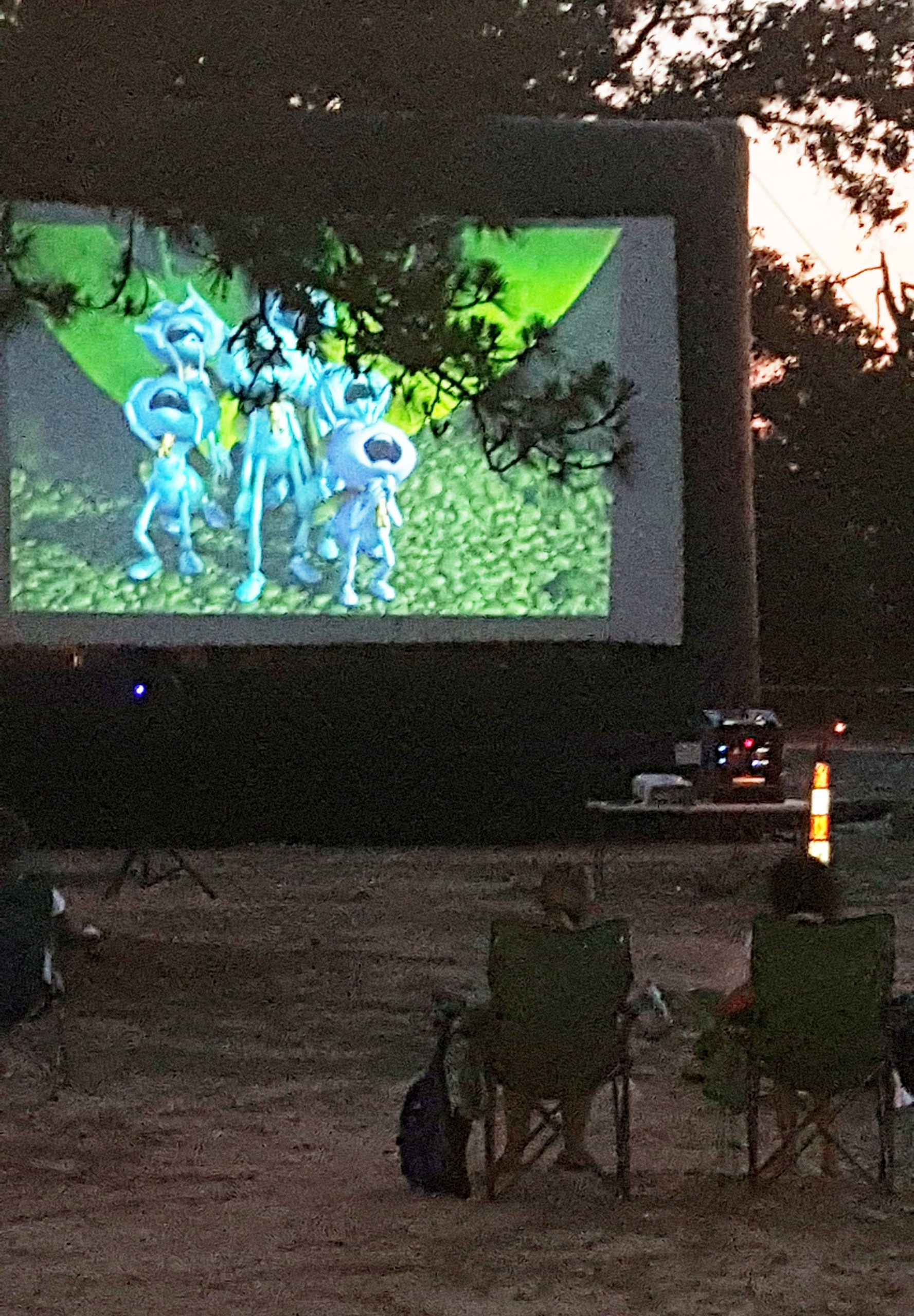 Fort Bragg Movie Night 3