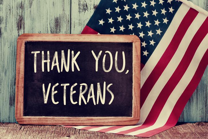 5 Ways to Honor Veterans on Veterans Day