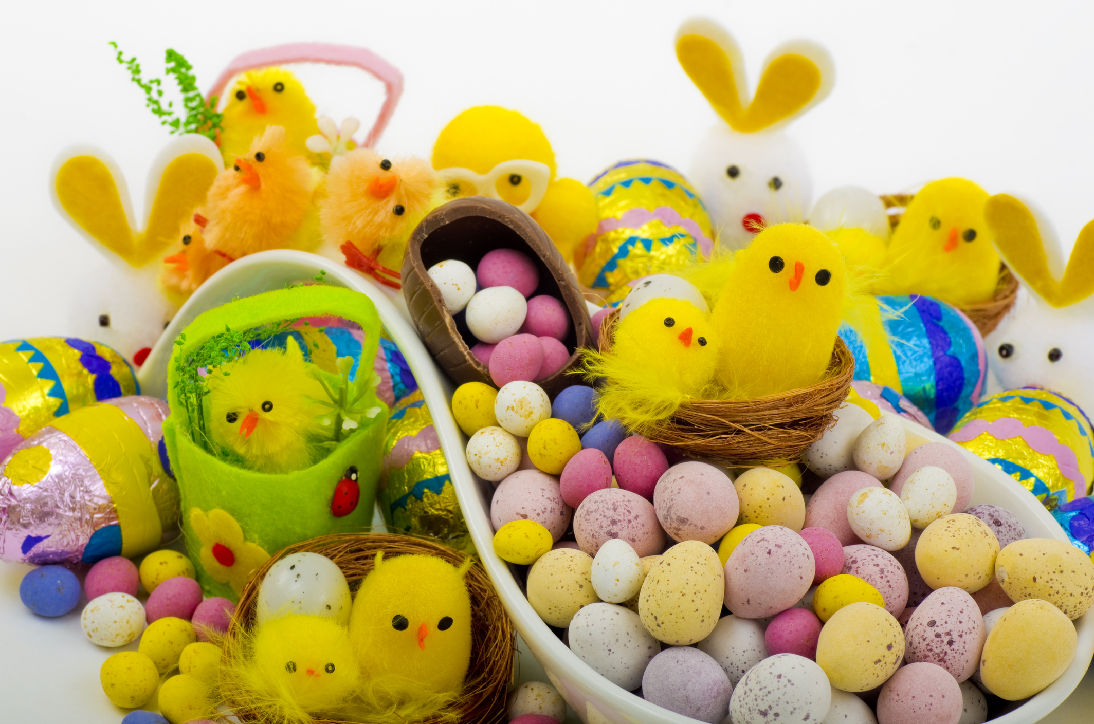 Quick and Easy Easter and Passover Treats