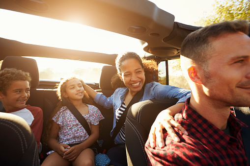 Summer Driving Safety Tips