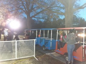 Fort Lee's Grand Illumination Train Ride Around the Park Current Alt Text   Omni Military Loans
