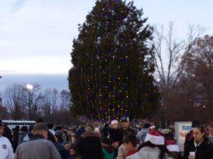 Fort Lee's Grand Illumination Christmas Tree 2018 Current Alt Text   Omni Military Loans