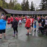 Evans Mills 5k Run Runners Participating