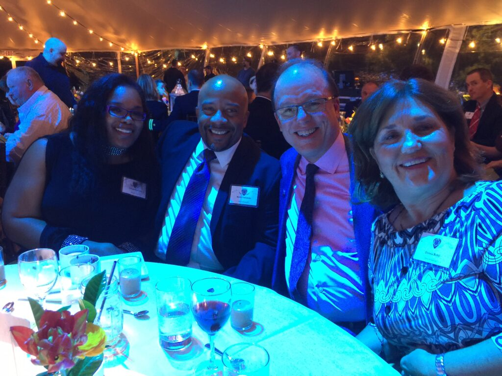 Omni Financial Honored at Hero Flight 2015