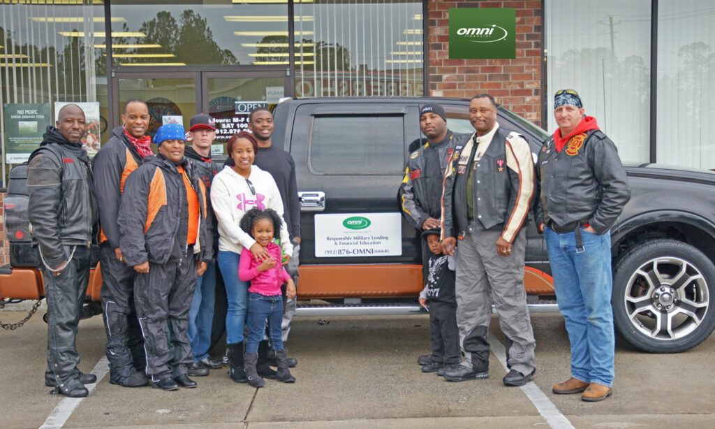 Omni GM Creates Charity Motorcycle Ride to Benefit Homeless